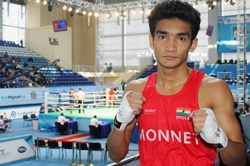 Shiva reaches Olympic qualifiers boxing semis
