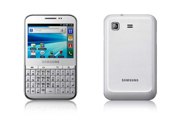 Top 10: Android phones with physical QWERTY keypad