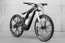 Audi e-bike: An 80 kmph bicycle