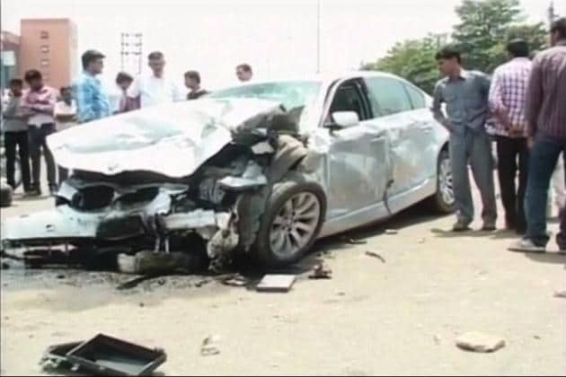 Gurgaon Bmw Hit And Run Driver Not A Suspect
