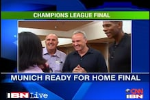 All eyes on Munich for Champions League final