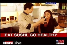 Food tips: Eat sushi, stay healthy