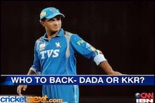 Kolkatans root for Ganguly in KKR-PWI tie