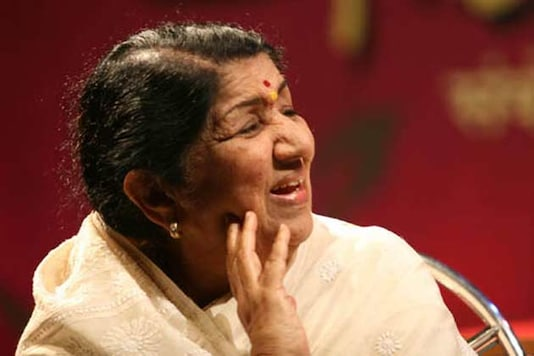 I was misfit in parliament: Lata Mangeshkar