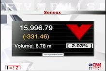 Sensex slips as Greece calls for fresh elections