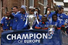 In pics: Chelsea's victory parade