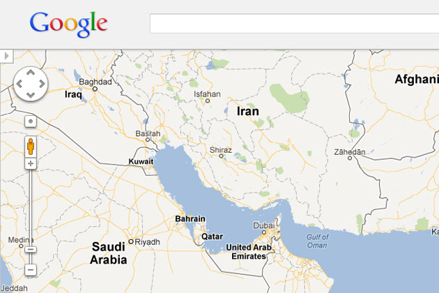Iran to sue google over persian gulf news18 gumiabroncs Gallery
