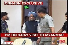 Myanmar keen to develop relations with India