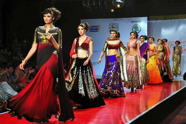 The Best Of Rajasthan Fashion Week Photogallery