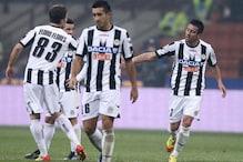 Udinese beat 9-man Genoa 2-0, Napoli lose