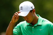 Woods misses Quail Hollow cut, Watney leads