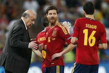 We rode our luck in the shootout: Del Bosque