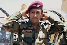 Dhoni wants to serve Indian Army after cricket