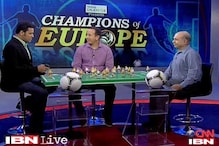 Champions of Europe: Spain don't look convincing