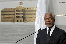 Peacemaker Annan talks tough to Syria's Assad