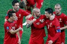 In pics, Euro 2012: Netherlands vs Portugal