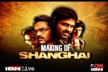 Tweet Review: 'Shanghai', first day, first show