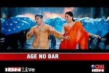 Bollywood actors romance heroines half their age
