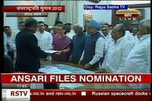Vice President poll: Hamid Ansari files nomination