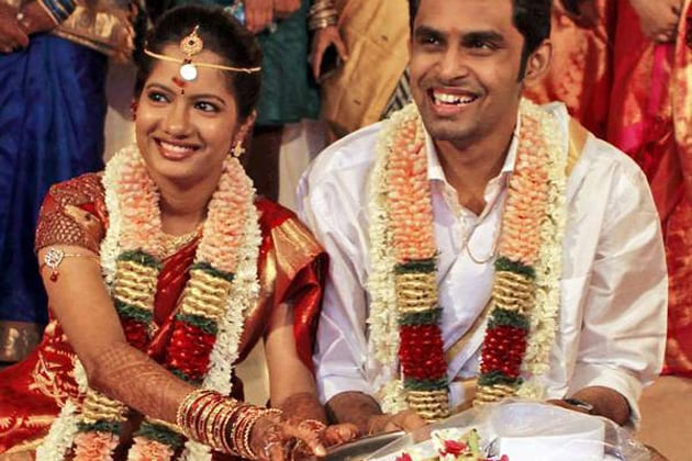 In pics: South's hit director Balaji Mohan gets married - Photogallery