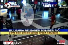 Bulgaria releases images of bomber behind attack on Israelis