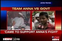 IITians join Anna's crusade against corruption