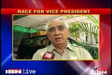 My Vice President nomination is not a token fight: Jaswant Singh