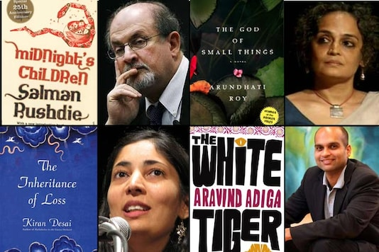 Indians who have won the Man Booker in the past