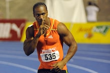 Jamaican trials: Bolt loses to Blake in 200m