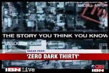 Sneak Peek: Kathryn Bigelow's Zero Dark Thirty'