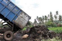 T'puram: Rain, Onam add to garbage mess