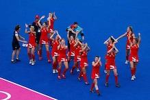 Britain overcome NZ for women's hockey bronze