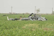 Two Air Force choppers collide mid-air, 8 dead