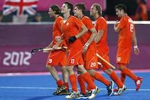 Netherlands thrash Britain 9-2 in men's hockey