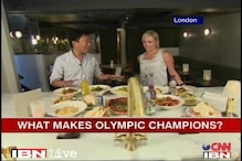 What makes Olympic champions?