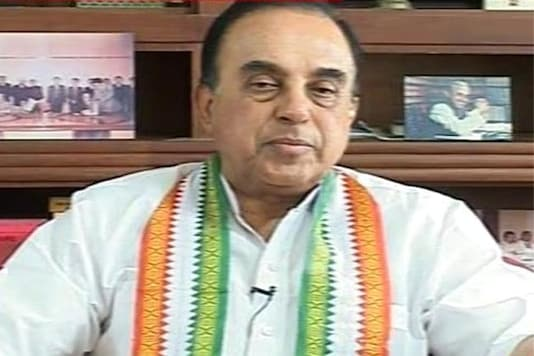 Swamy meets SL President, discusses Tamil issue