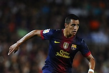 'Can do better' says Alexis after first year with Barcelona
