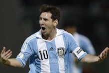 Qualifying first is not important: Messi