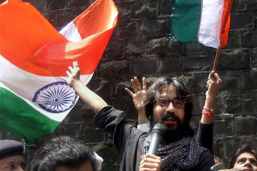 Aseem Trivedi released, wants sedition law repealed