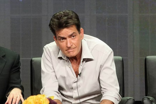 I wanted to play Spiderman: Charlie Sheen