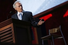 Clint Eastwood's 'chair' act gets media attention