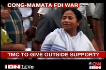 Govt unlikely to accept Mamata's demand on FDI