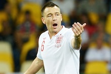 Injured Terry ruled out of England qualifier