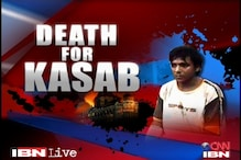 Maharashtra home dept 'rejects' Kasab's mercy plea