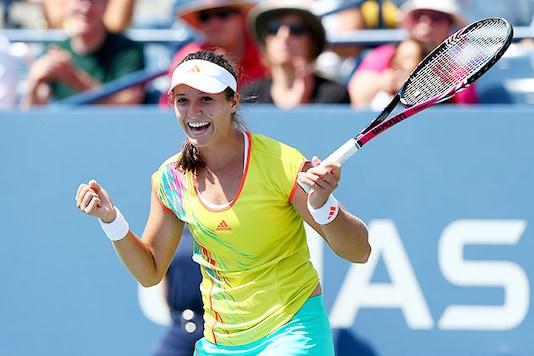 Giant-killing Robson knocks Li Na out of US Open