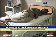 Mamata blames dieting for rise in dengue cases