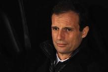 Milan coach Allegri given 1-match ban