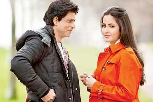 Kashmir makes SRK relax, unwind after years