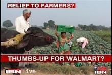 Farmers hail FDI as politicians continue to fight