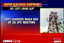 2G: Left leaders walk out of JPC meet